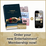Entertainment Book Membership