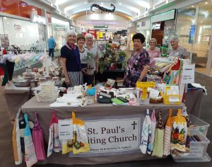 Stafford City Stall November 2019