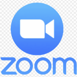 Zoom meeting icon for zoom.us